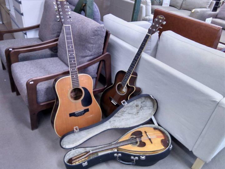 楽器買取りました